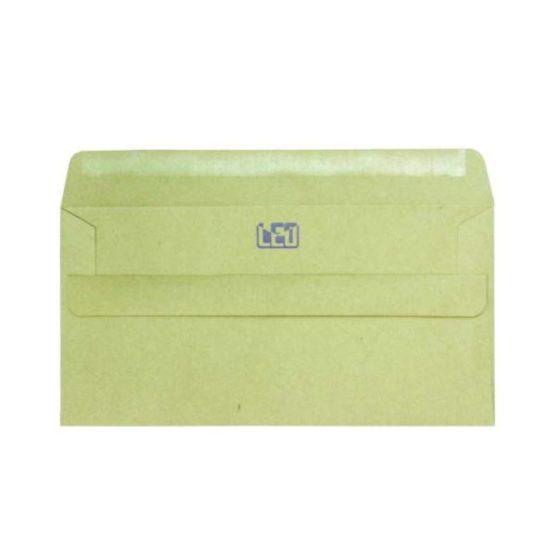Banker Envelopes DLB 110x220 80gsm Manilla Back