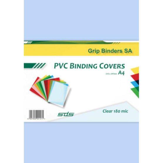 Binding Cover Clear 180 Micron