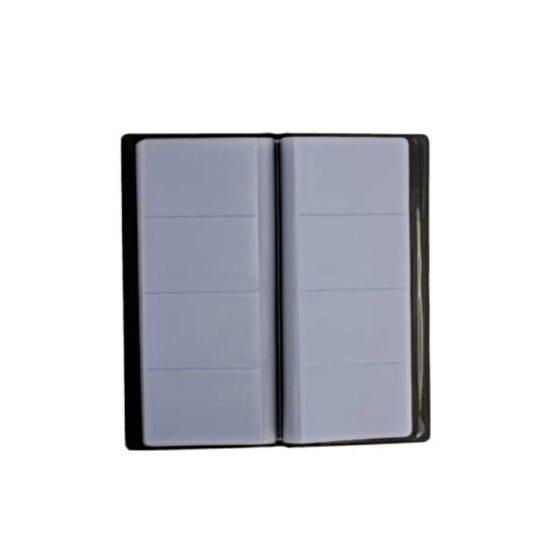 Business Card Holder 160 open