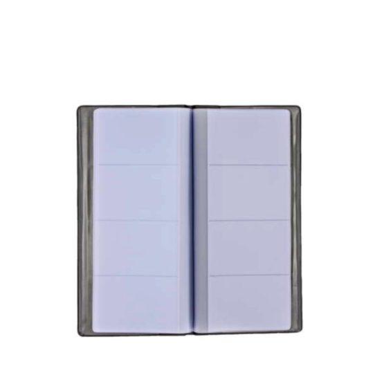 Business Card Holder 96 open